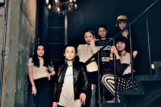 4/20 at WWW/楽屋